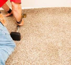 Carpet Install