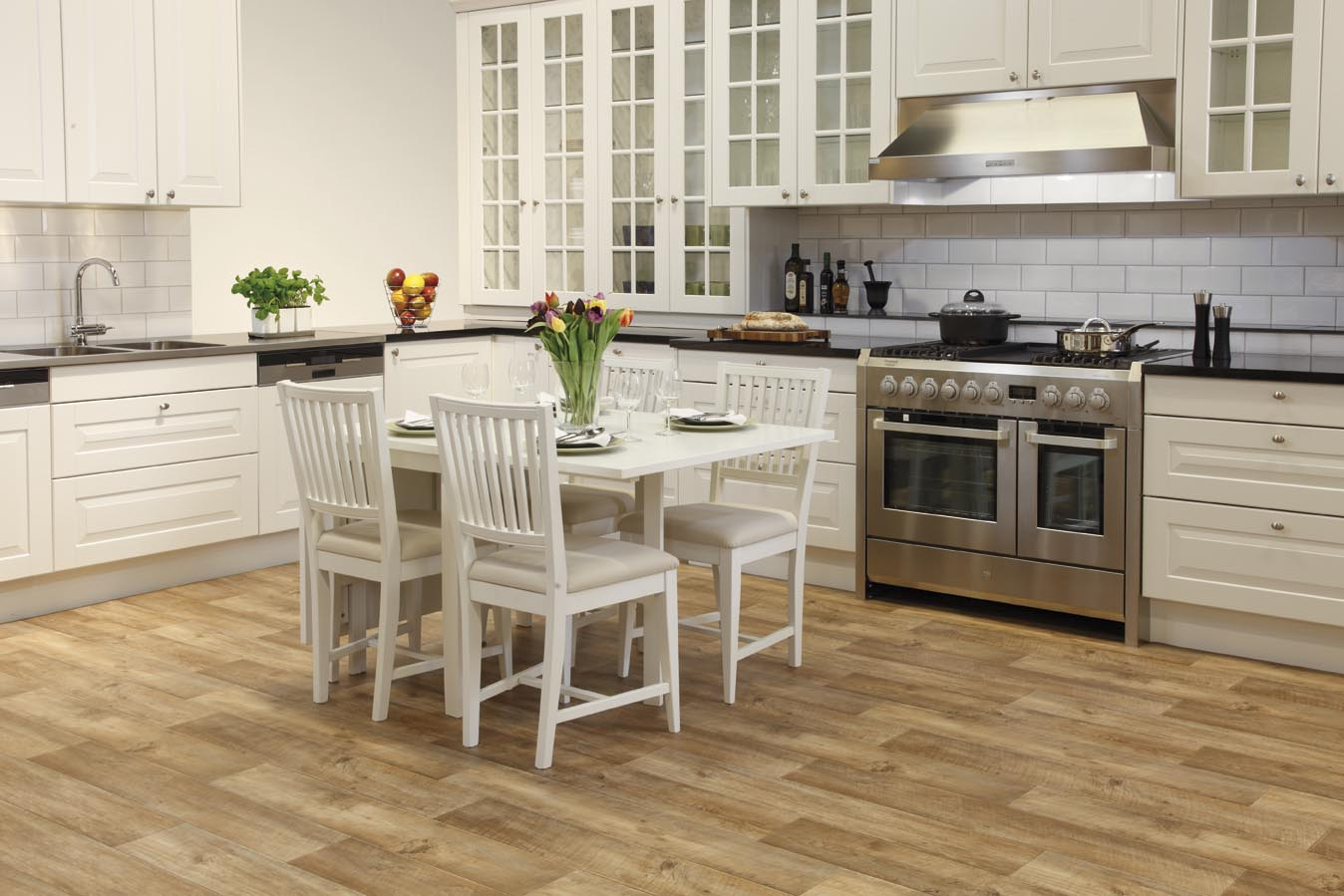 Floor Types For Kitchen Flooring Installation Hillsboro Or Interiors Plus Flooring